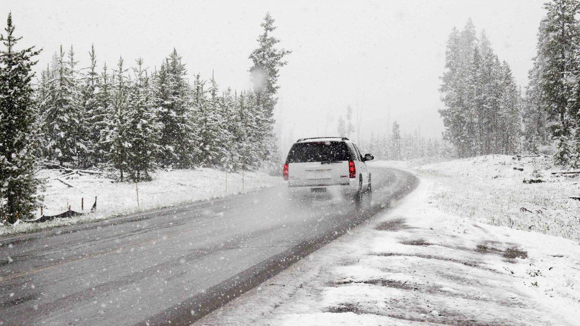 Como conducir con nieve