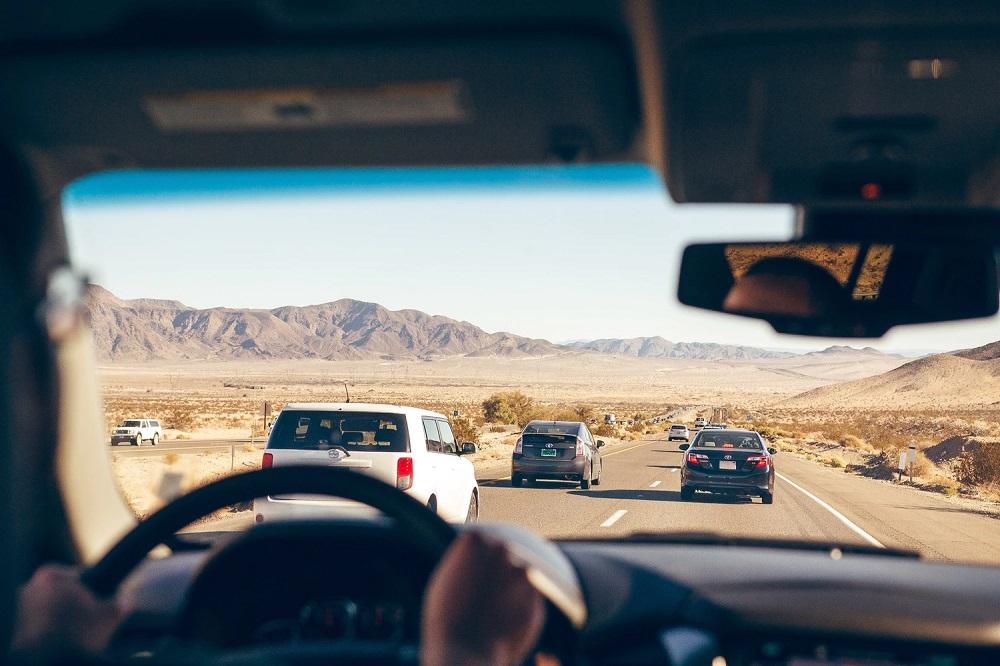 visibilidad al volante