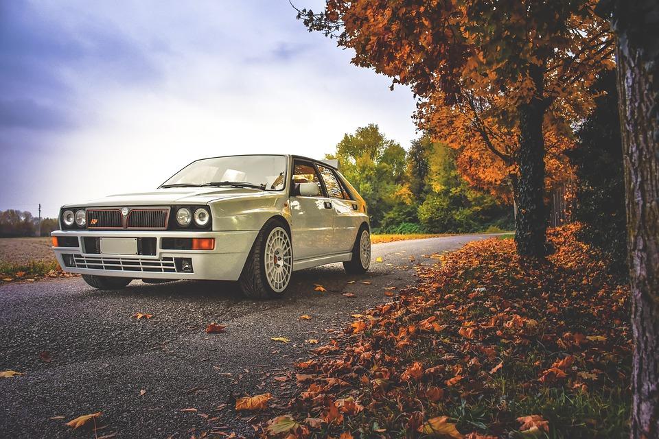proteger pintura coche otoño