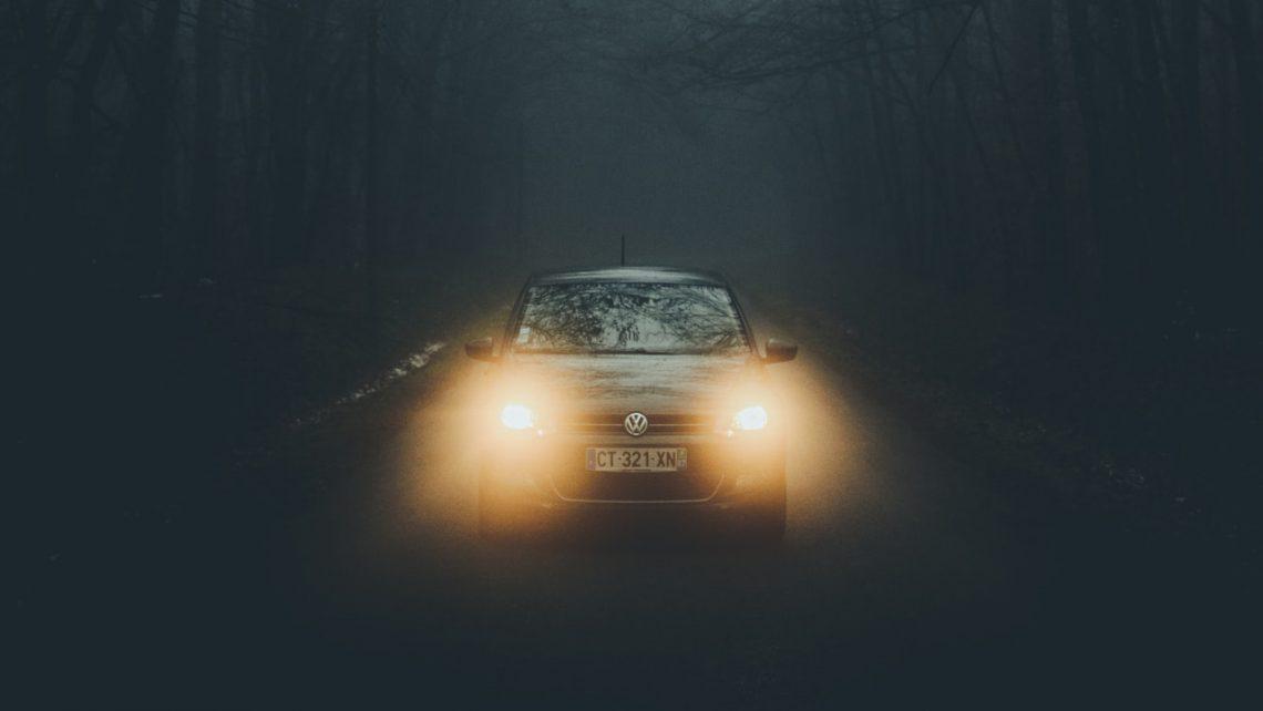 Tipos de luces vehículo