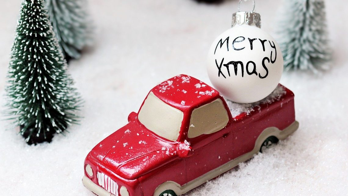 Conducir en Navidad