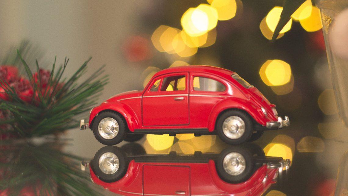 Regalos de Navidad conductores