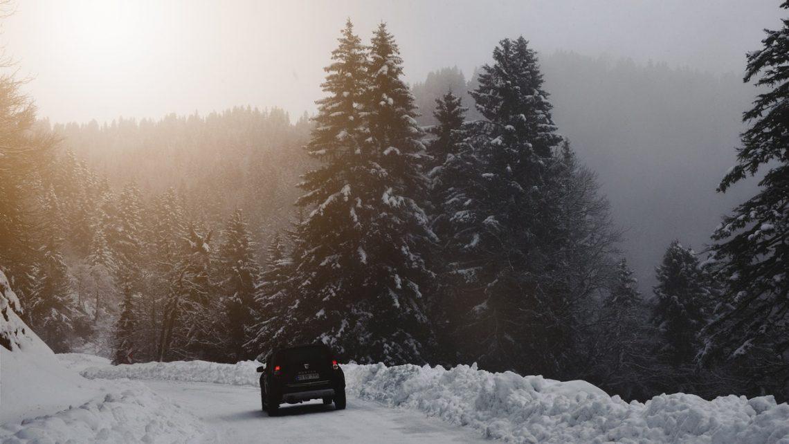 Viajar en coche puente diciembre