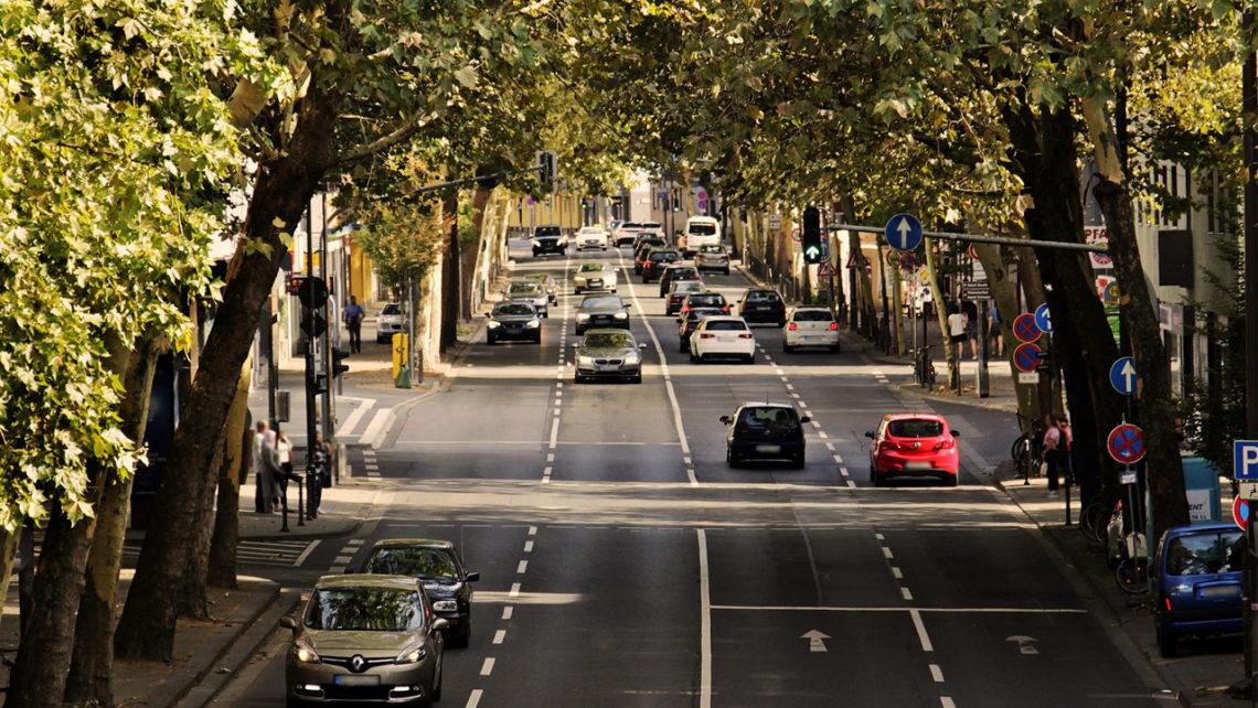 Nueva movilidad urbana