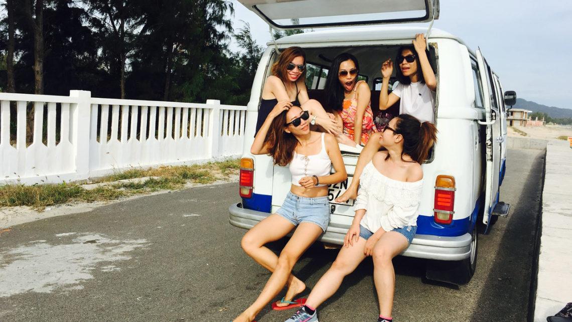 Ventajas viajar en coche verano